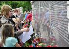 The Iowa Firefighters Memorial Service will be held on Sunday, June 8, at Coralville.
